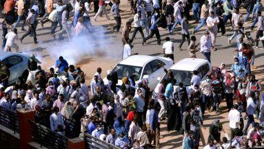 التظاهرات في السودان