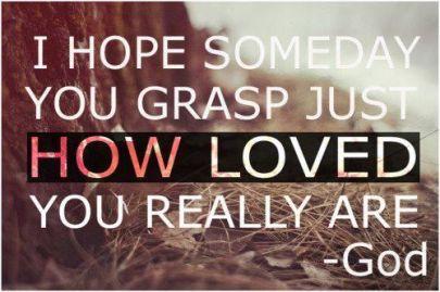 how-loved-god