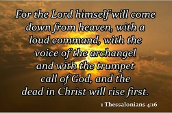 1 thessalonians 4&16