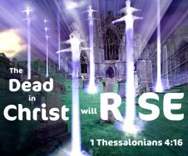 1 thessalonians 4&16b