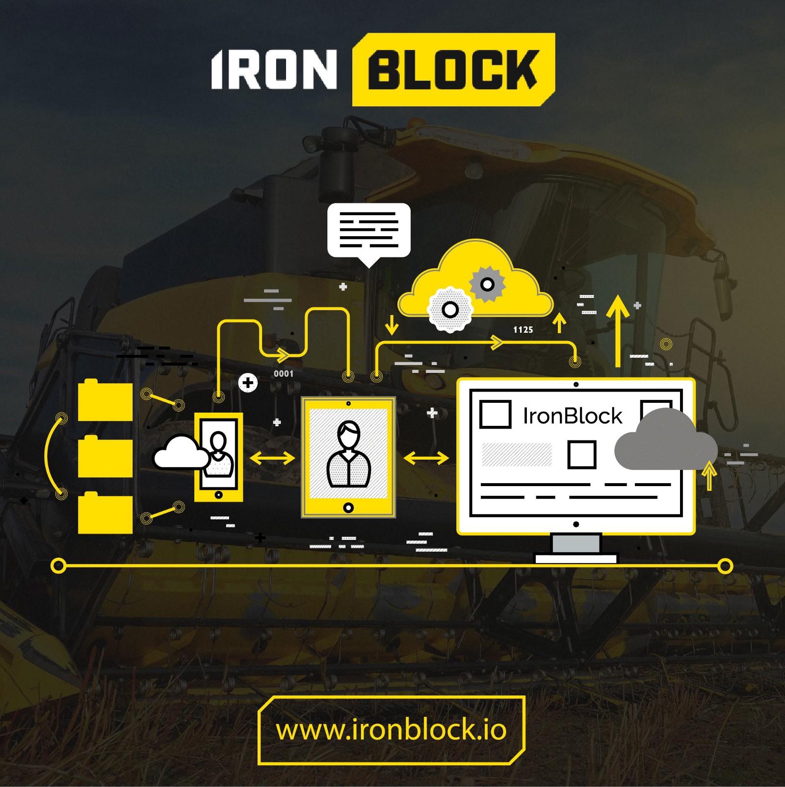 مشروع iron block