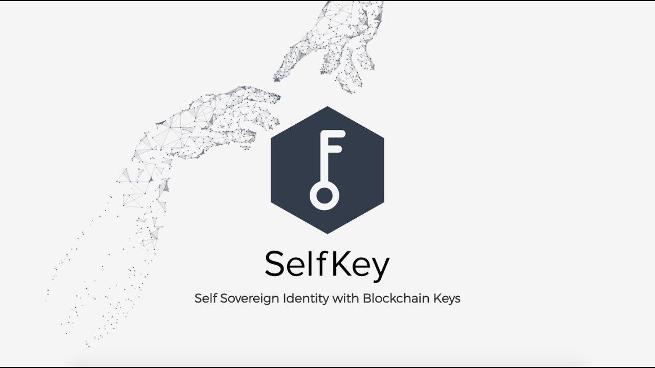 مشروع SelfKey