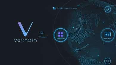 منصة vechain الرقمية