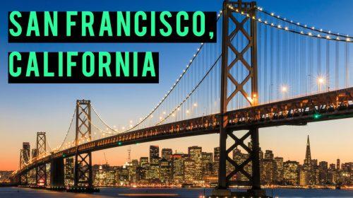 سان فرانسيسكو، كاليفورنيا
