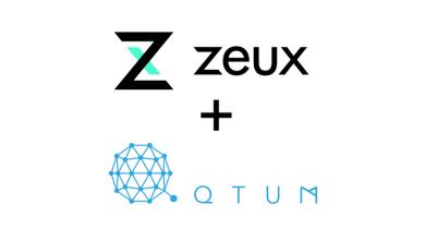 عملة Qtum و تطبيق Zeux