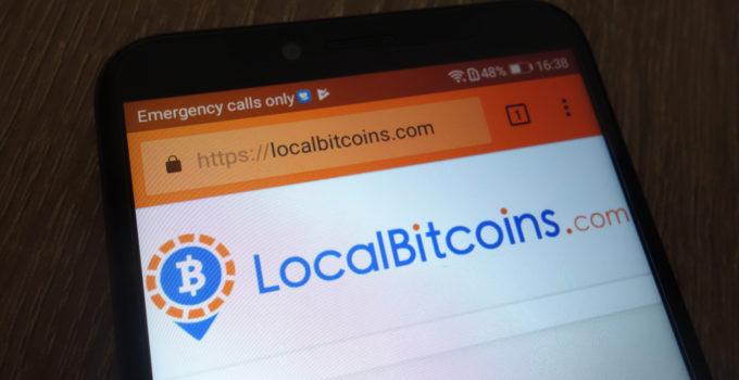 منصة Localbitcoins توقف خدماتها عن المستخدمين الإيران