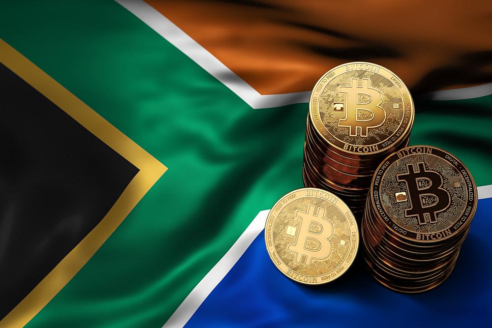 عمليات الاحتيال باستعمال البيتكوين في جنوب افريقيا تحقق 135 ألف دولار يوميا