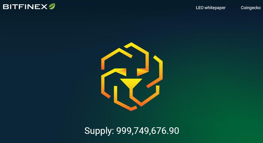 منصة Bitfinex تبدأ في عملية شراء وحرق عملتها LEO الجديدة