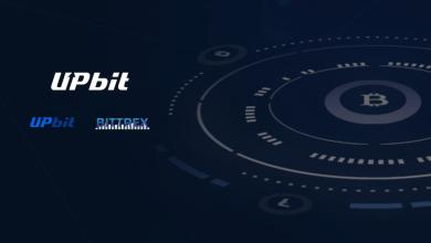 منصة Upbit الكورية