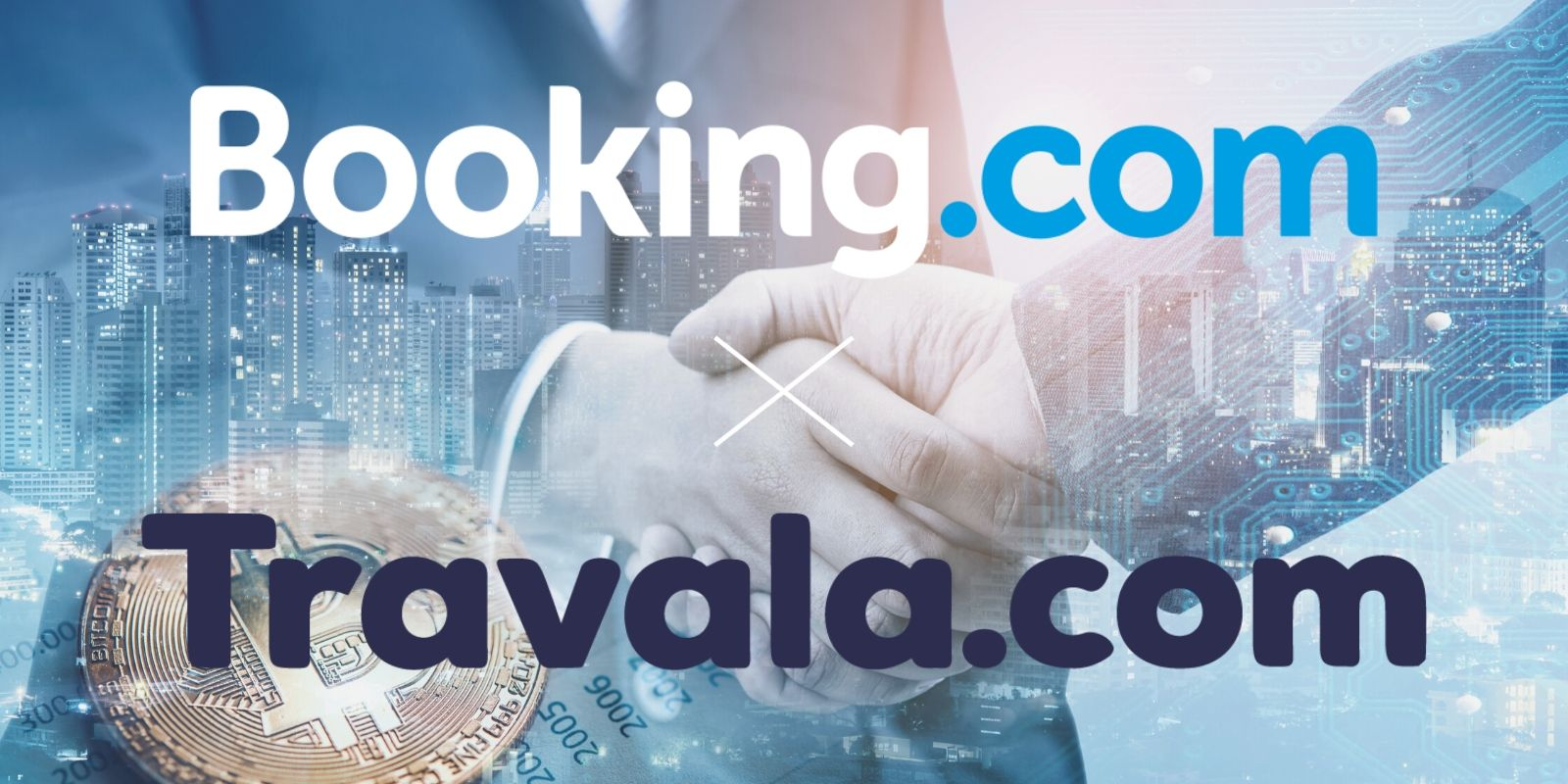 شركة Booking لحجز الفنادق تدخل في شراكة استراتيجية مع أحد مشاريع الكريبتو