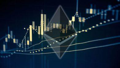 الإيثيريوم: 90% من محافظ ETH أشترت العملة بسعر أكبر من السعر الحالي