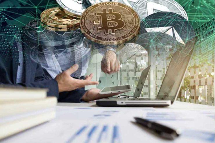 تزداد قيمة الشركات العاملة في قطاع العملات الرقمية المشفرة بزيادة قيمة هذه الأخيرة وزيادة إقبال المستثمرين تبني المستخدمين.