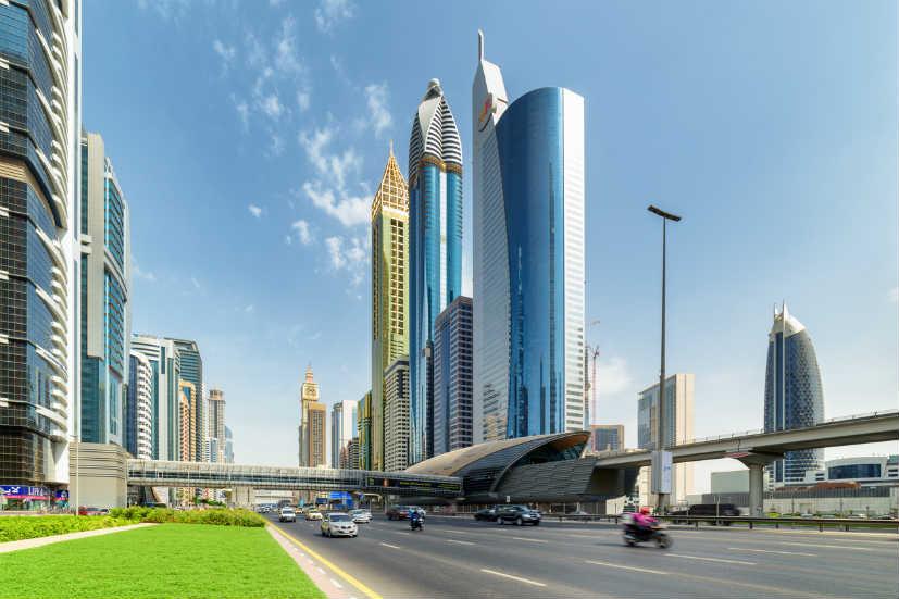 دبي تطلق منصة بلوكشين لتسهيل عمليات الحسابات المصرفية الفورية