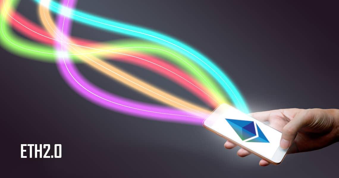 بلوكشين الإيثيريوم 2.0 يصل للهواتف الذكية