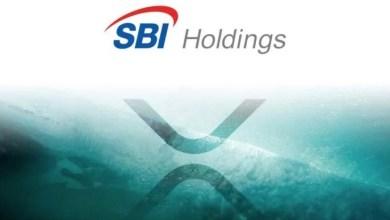 شركة «SBI» اليابانية توزع عملات الريبل (XRP) على المساهمين