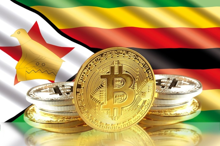 حكومة زيمبابوي تعيد النظر بشأن العملات الرقمية المشفرة