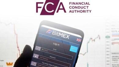 """الهيئة المالية التنظيمية """"FCA"""" في المملكة المتحدة تتهم منصة BITMEX بالعمل غير القانوني"""