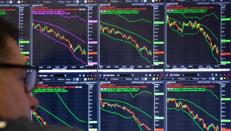 أسواق الأسهم العالمية تخسر ما يعادل قيمته 694,573,873 بيتكوين هذا الأسبوع
