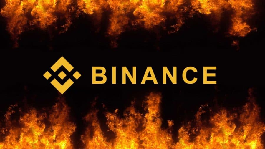 حرق عملة BNB