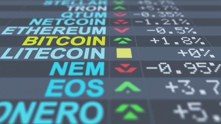 تعافي معظم العملات الرقمية الرئيسية من تأثير فيروس كورونا الأخير
