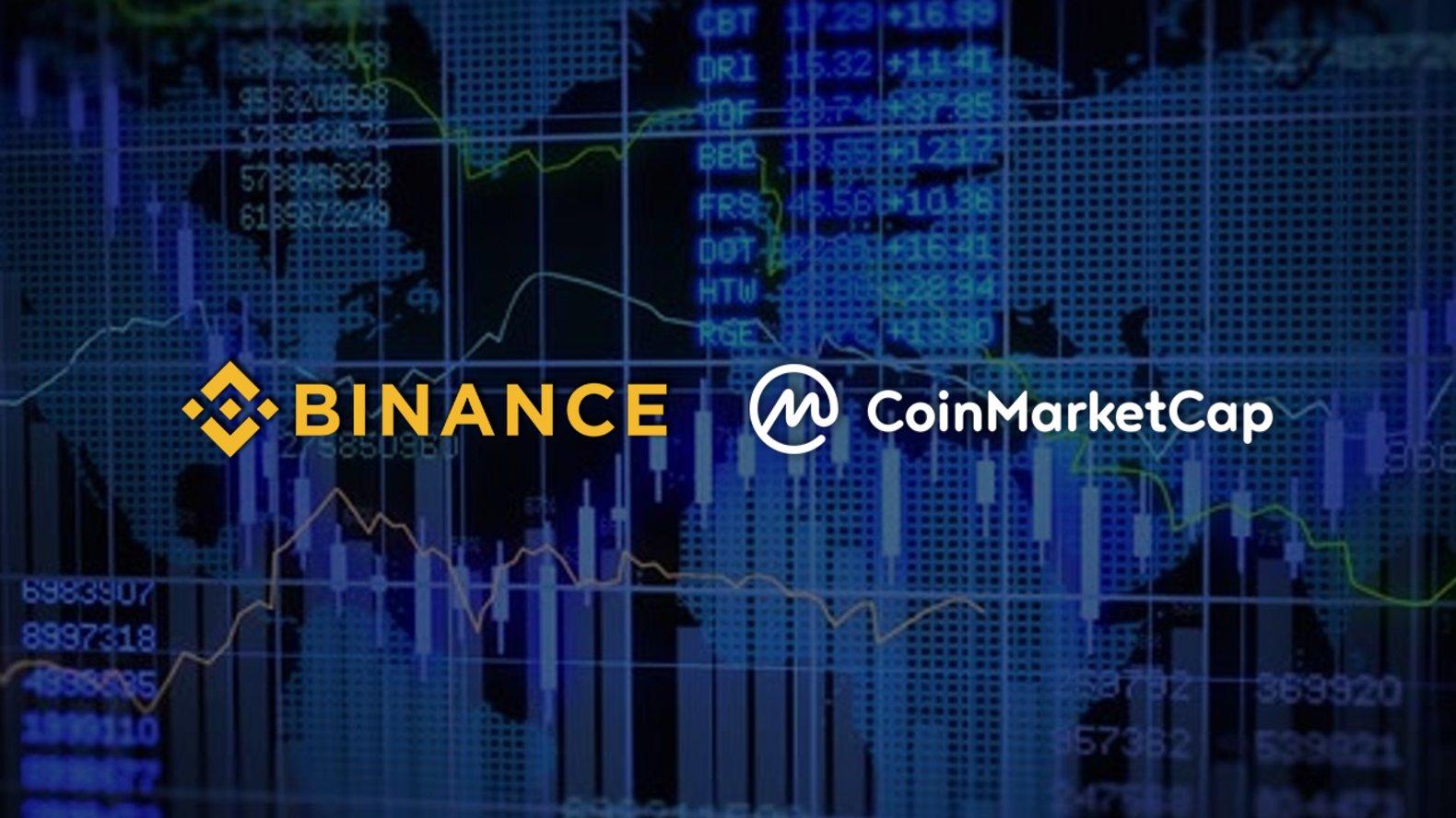 بينانس تحضر للإستحواذ على منصة CoinMarketCap مقابل 400 مليون دولار ... لماذا؟