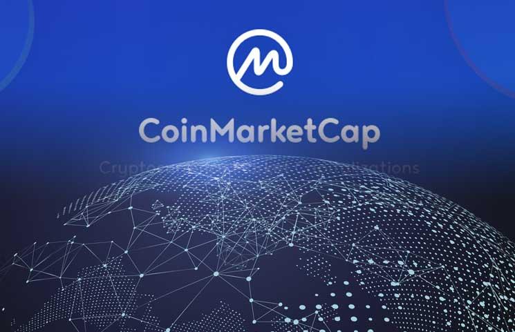 موقع CoinMarketCap يضيف ميزة جديدة في تصنيف منصات التداول...تعرف عليها