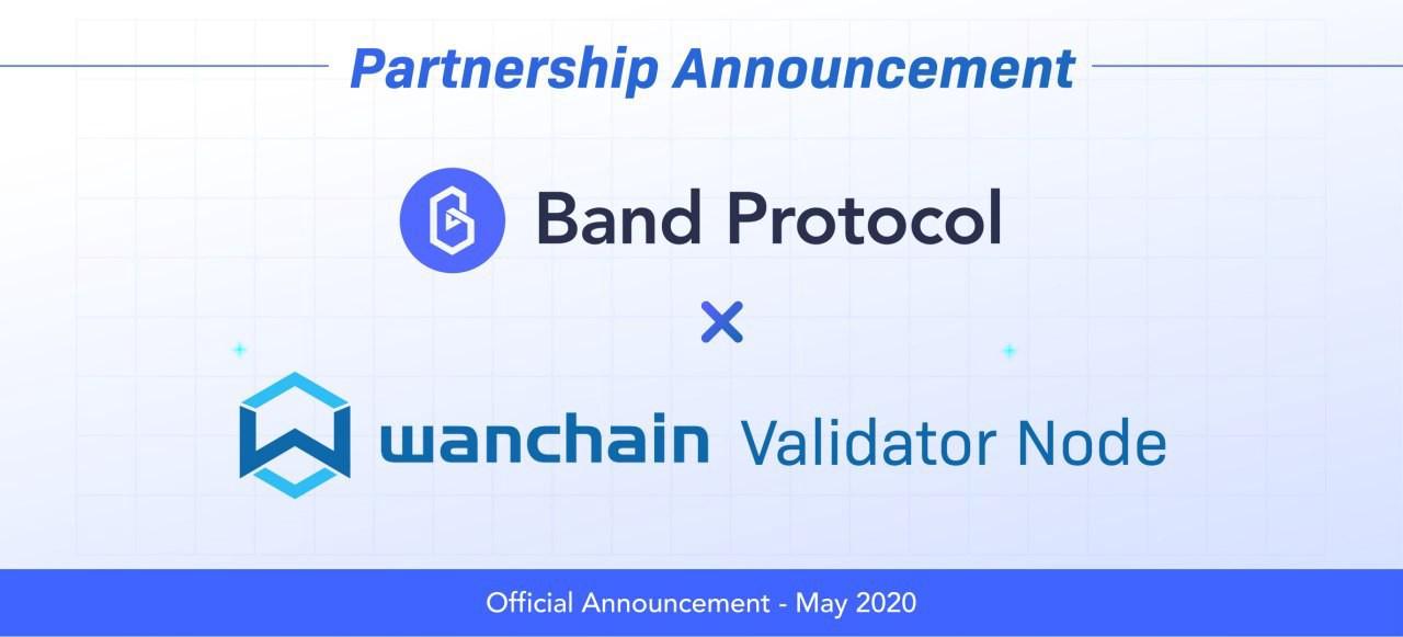 تعرف على تفاصيل شراكة مشروع WanChain و مشروع Band Protocol