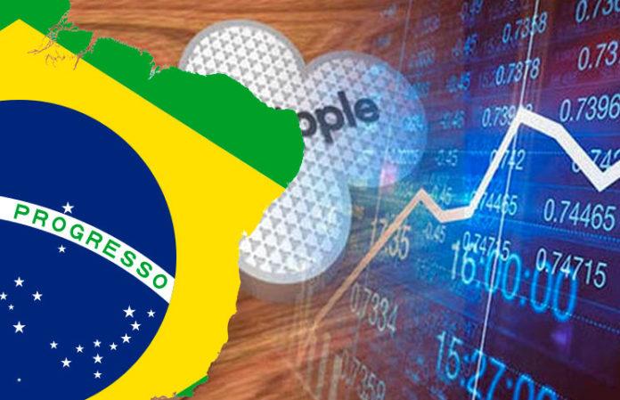 اجتماع شركة الريبل مع رئيس البنك المركزي البرازيلي بهدف التوسع