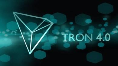 شبكة ترون (TRX) تطلق التحديث الجديد 4.0 مع مميزات اضافية