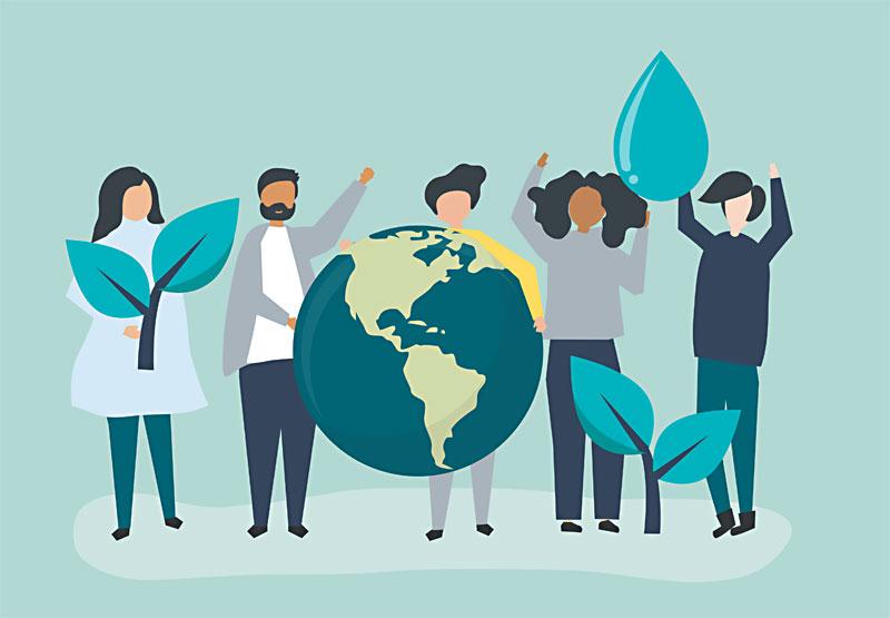 كيف يمكن لتكنولوجيا البلوكشين المساعدة في مكافحة تغير المناخ