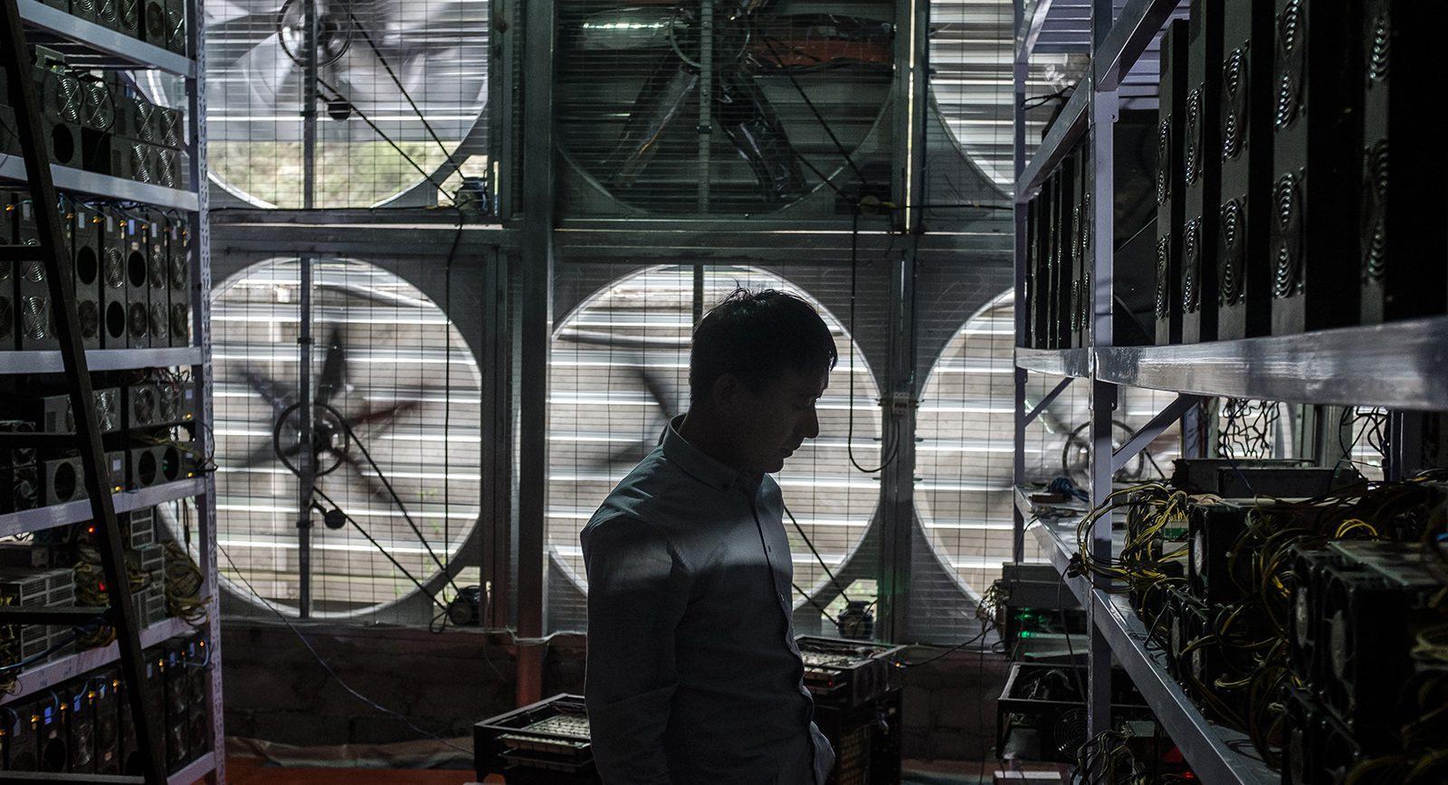هل تسيطر الصين بالفعل على عملة البيتكوين ؟