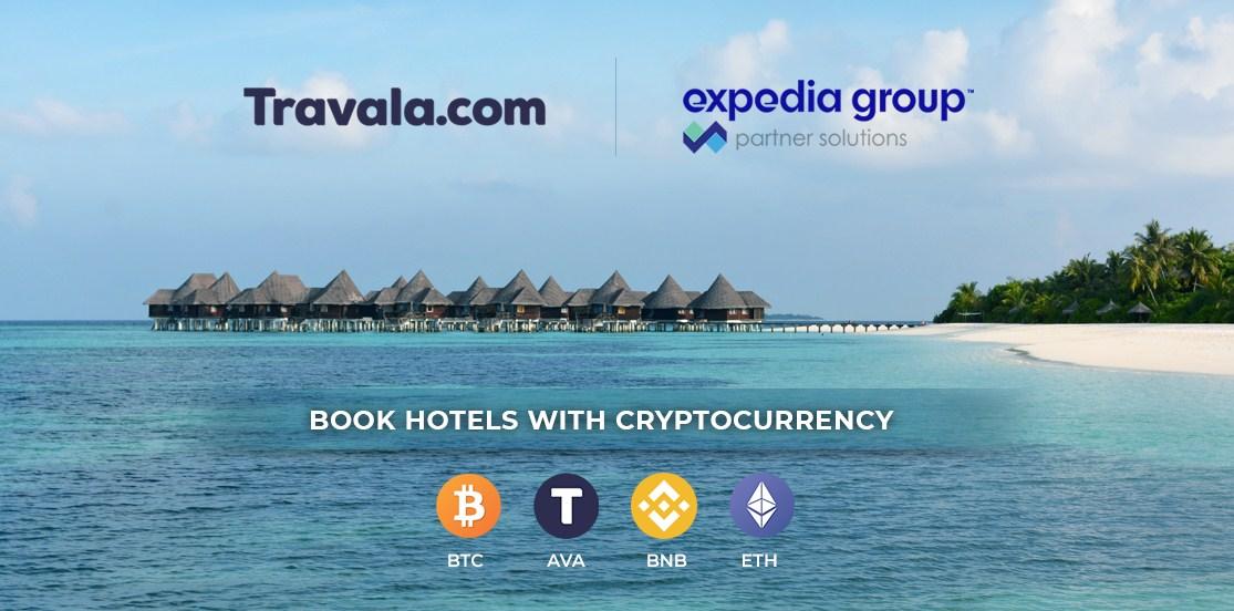 عملة Travala الرقمية ترتفع بنسبة 30% بعد أخبار عن شراكتها مع عملاق السفر الالكتروني