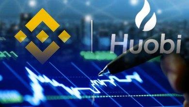 """انتقال 300 مليون دولار من العملات الرقمية من منصة """"هوبي"""" إلى """"بينانس"""" ... التفاصيل هنا"""