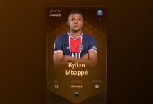 """بطاقة رقمية للاعب """"كيليان مبابي"""" تباع مقابل 65000 دولار على الايثيريوم"""