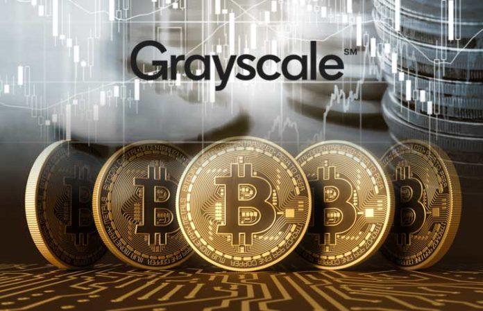 """شركة """"Grayscale"""" تضيف أكثر من 1 مليار دولار في أسبوع لسهم """"GBTC"""" المستند على البيتكوين"""