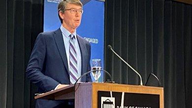 نائب محافظ البنك المركزي الكندي: البيتكوين يخضع لهوس المضاربة