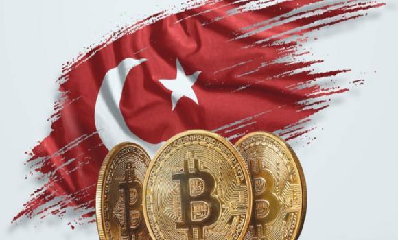تراجع سعر البيتكوين بعد انتشار خبر حظر تركيا للمدفوعات بالعملات الرقمية المشفرة