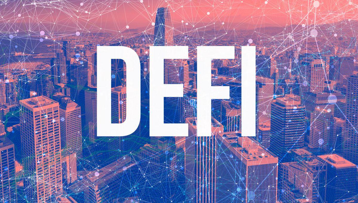 القيمة الإجمالية المقفلة للتمويل اللامركزي DeFi تتجاوز 50 مليار دولار