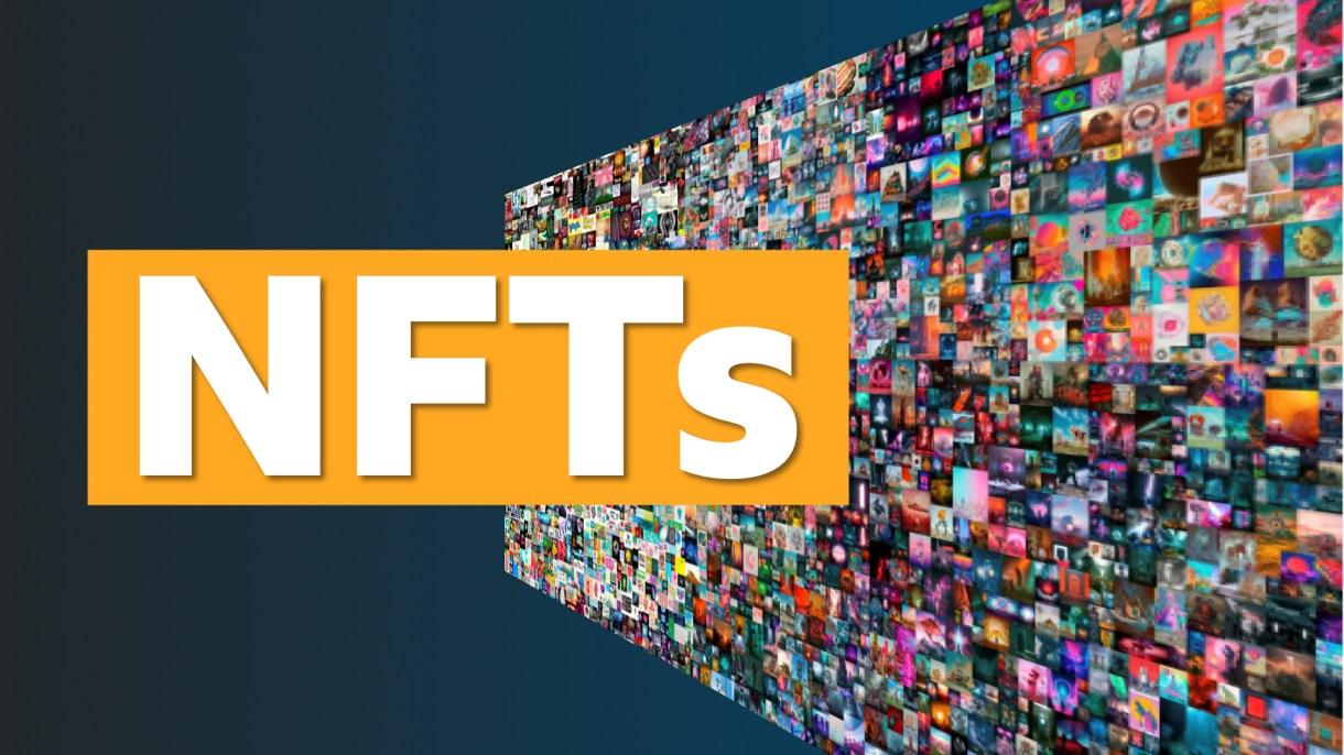 انخفاض مبيعات NFT بنسبة 40٪ الأسبوع الماضي وسط تراجع السوق بشكل عام
