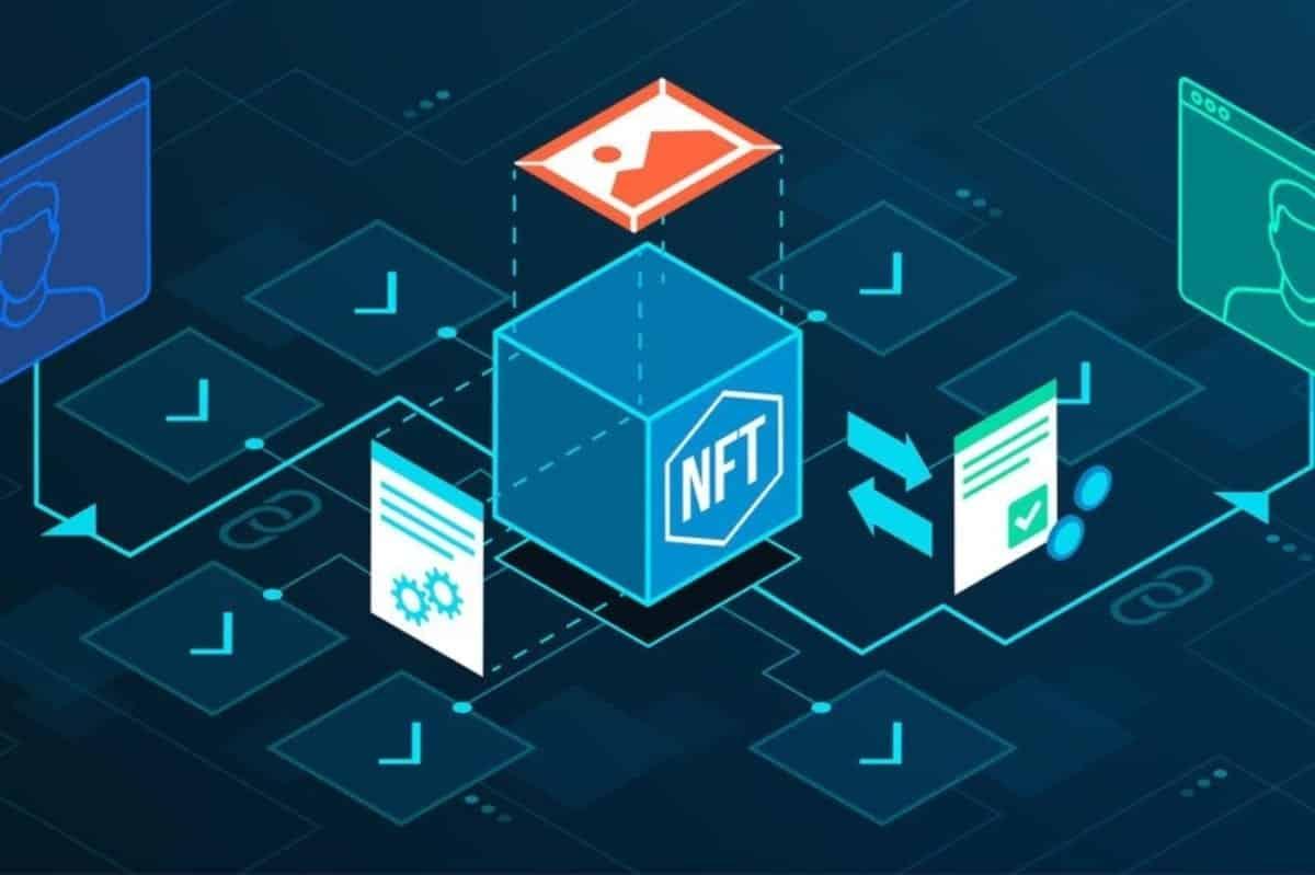 الريبل تحضر لدخول مساحة الرموز الرقمية الغير قابلة للاستبدال NFT