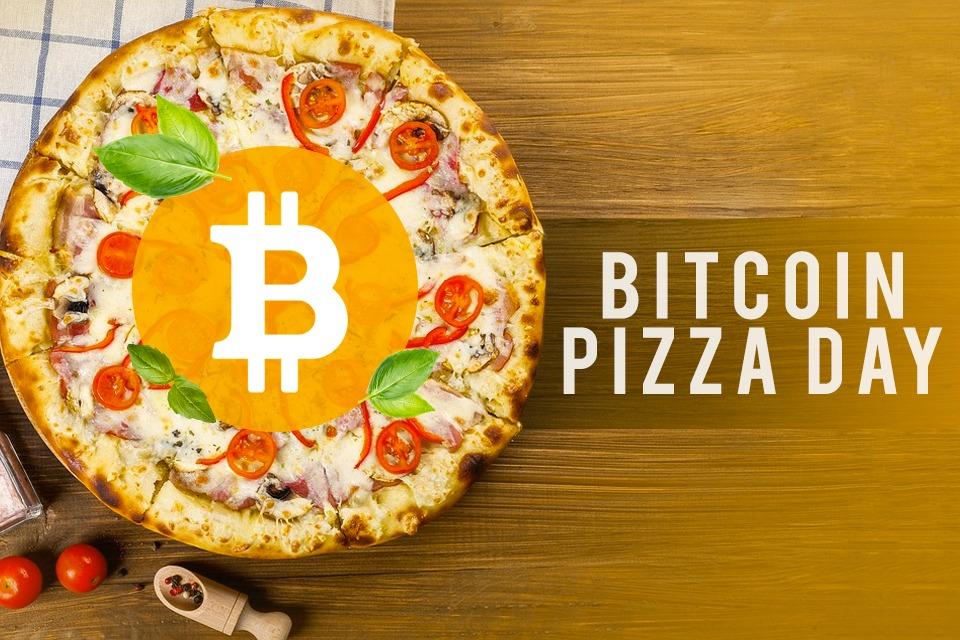 اليوم ذكرى أول عملية شراء بالبيتكوين لـ 2 بيتزا...تبلغ قيمة هذه البيتزا الآن 365 مليون دولار!