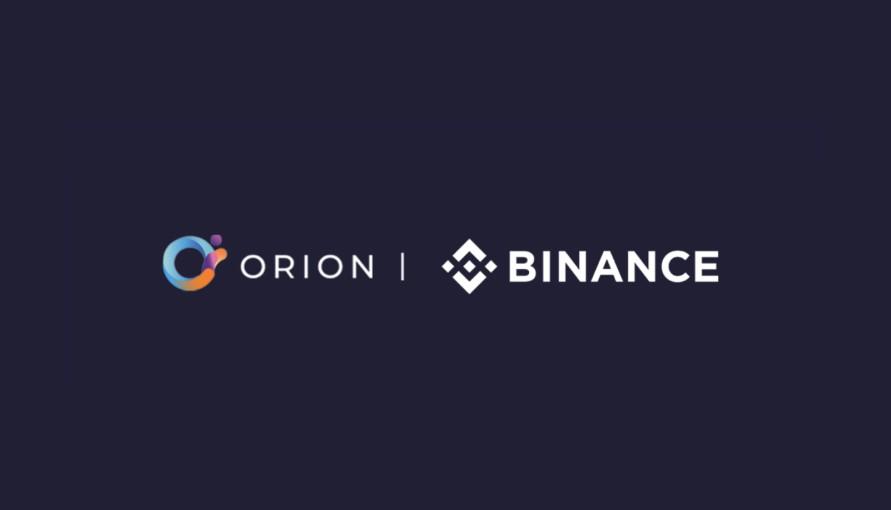 """بروتوكول """"Orion"""" يعلن عن شراكة مع بينانس لربط شبكات البلوكشين مع بعضهم البعض!"""