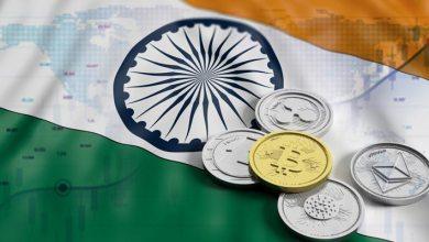 البنك المركزي الهندي يخبر البنوك بعدم وجود حظر على العملات المشفرة