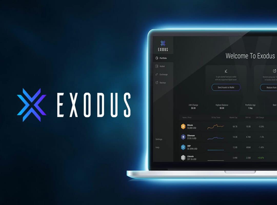 """محفظة """"Exodus"""" ترمز ما قيمته 75 مليون دولار من أسهمها على بلوكشين Algorand"""