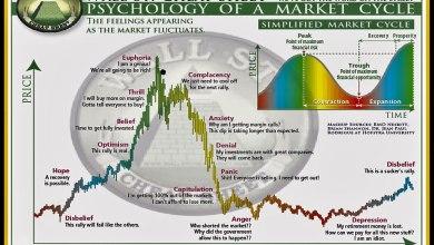 شرح ماهية سيكولوجية دورات السوق وكيفية الاستفادة منها