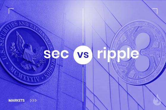 """القاضي يمنح هيئة """"SEC"""" إمكانية الوصول إلى محادثات الريبل الداخلية"""