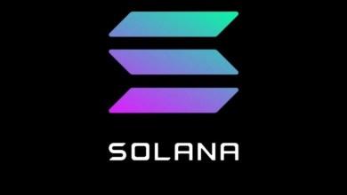 العملة الرقمية Solana ترتفع لرقم قياسي جديد وتصبح سابع أكبر عملة مشفرة