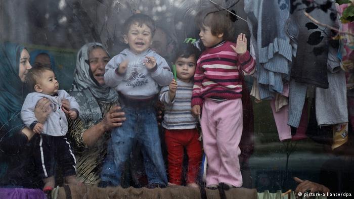 المانيا أصبحت تمتليئ بالكثير من اللاجئين السوريين