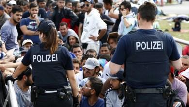 أخبار اللاجئين في ألمانيا