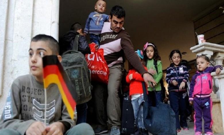 سياسة اللجوء الألمانية